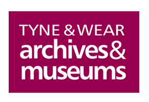 Logo for the Tyne and Wear Archives and Museums